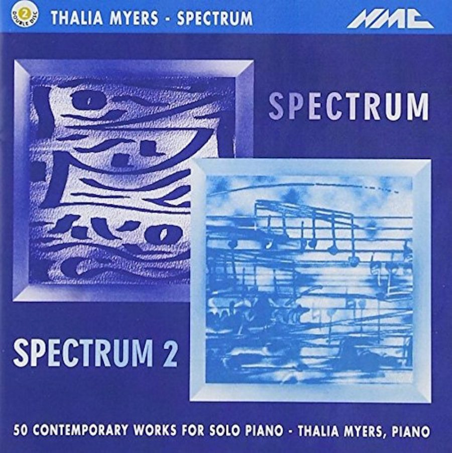 Spectrum 2:50 Contemporay Works