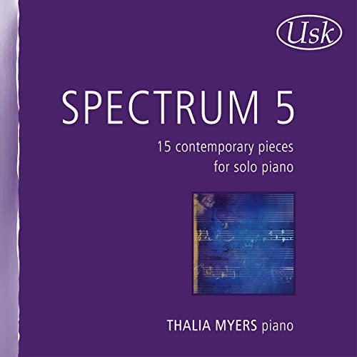 Spectrum 5 Thalia Myers feat. Philip Cashian Swale